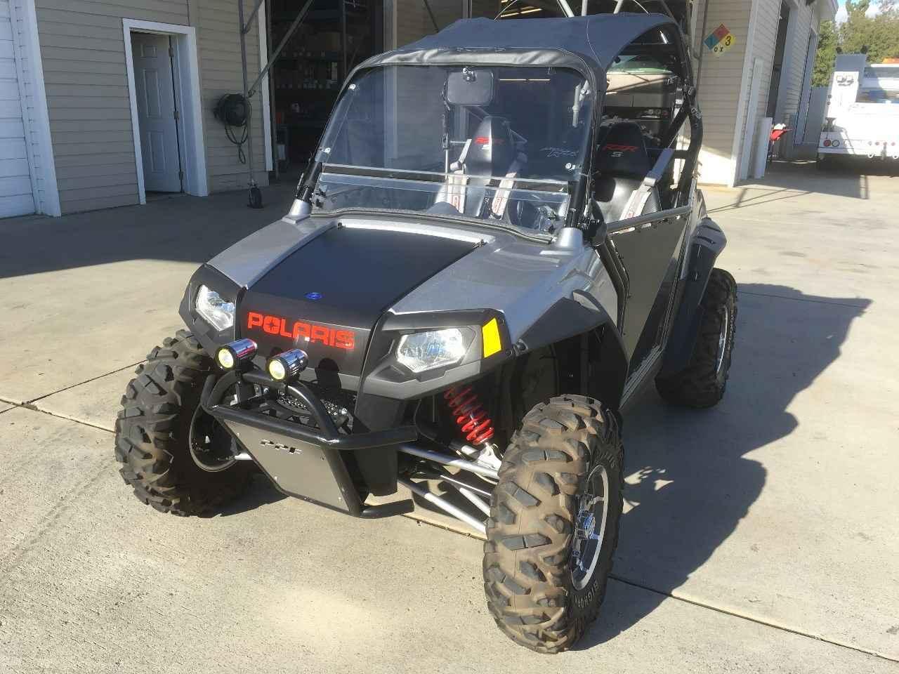 Used 2009 Polaris RZR S 800 ATVs For Sale in California on atvtrades com