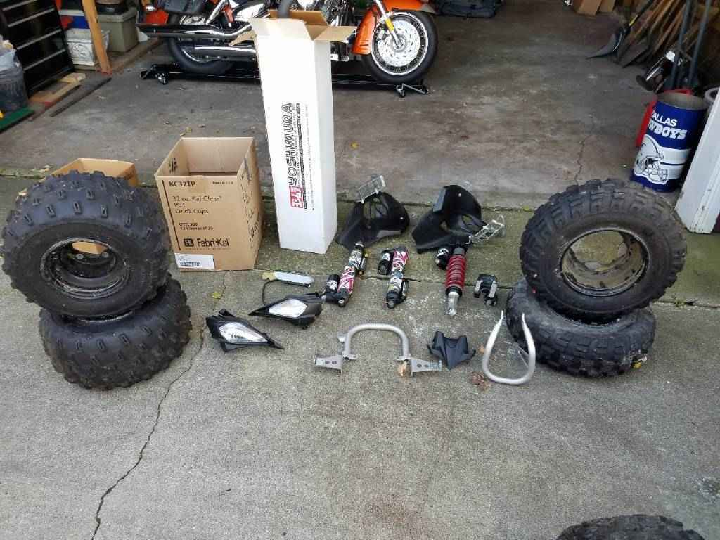 Used 2009 Yamaha YFZ 450 ATVs For Sale in Indiana on atvtrades com