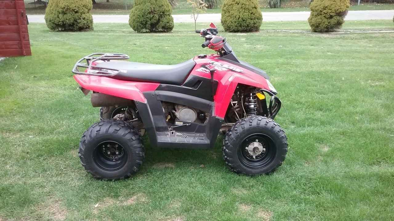 Used 2010 Polaris TRAIL BLAZER 330 ATVs For Sale in Ohio ...