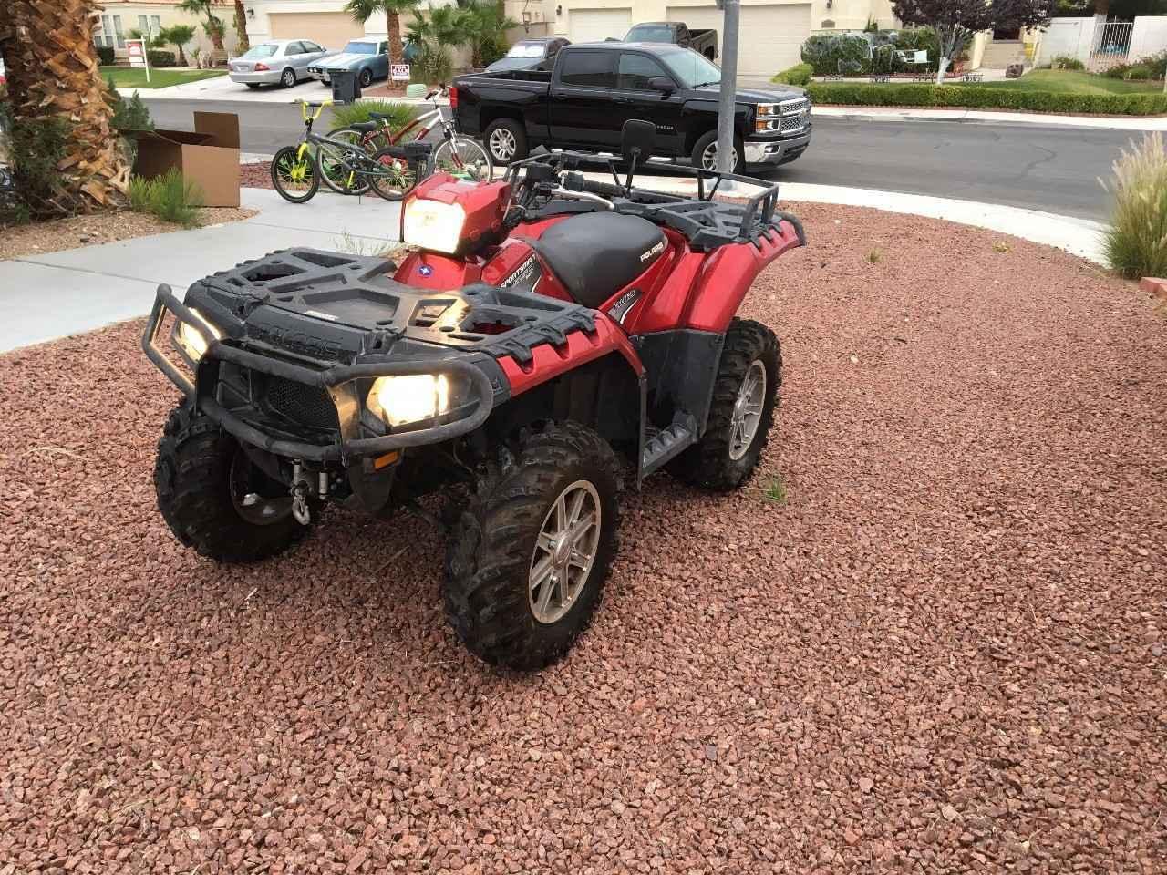 Used 2011 Polaris Sportsman 550 Eps Atvs For Sale In