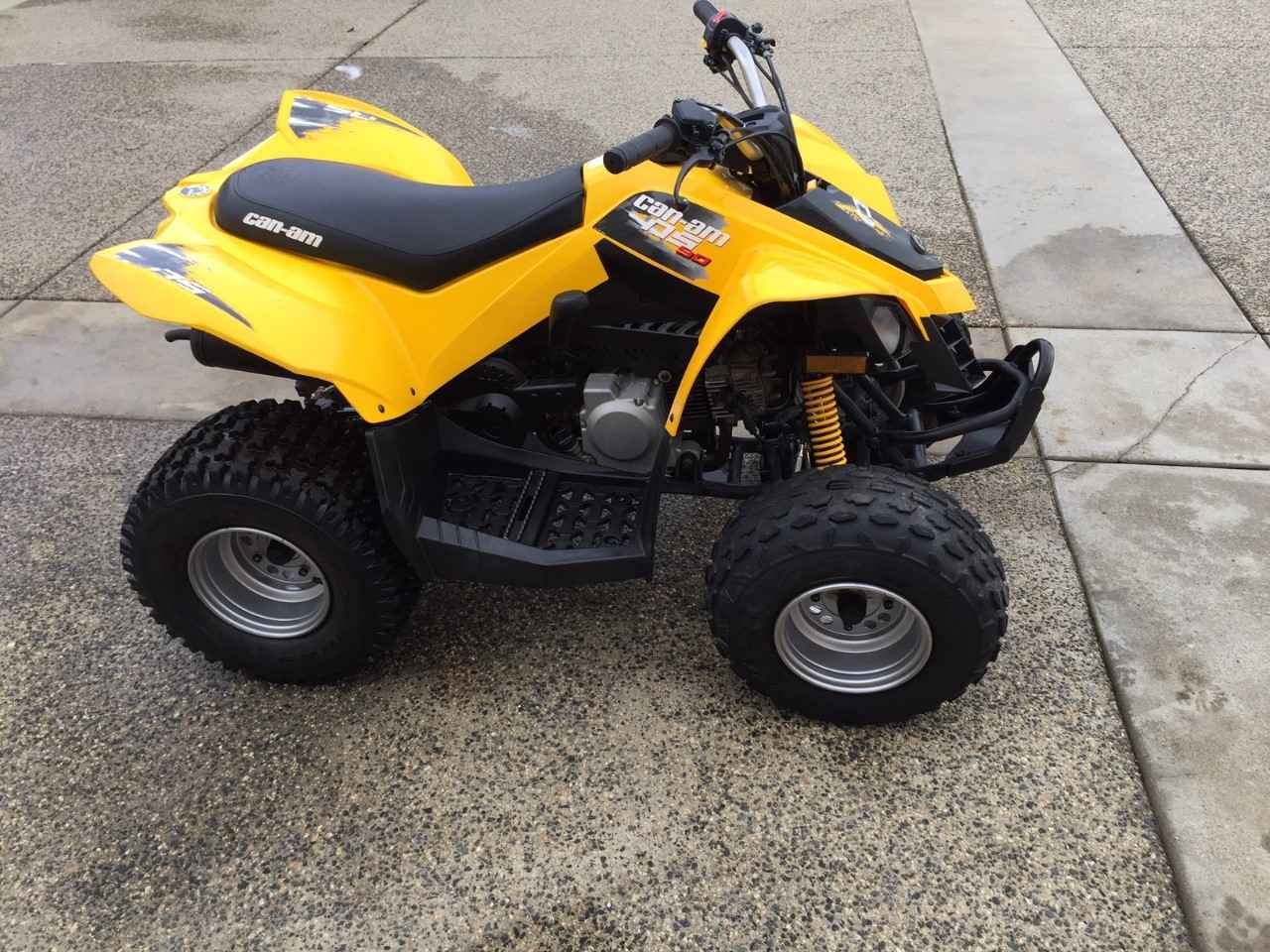Used 2012 Can Am Ds 90 Atvs For Sale In California On Atv Trades