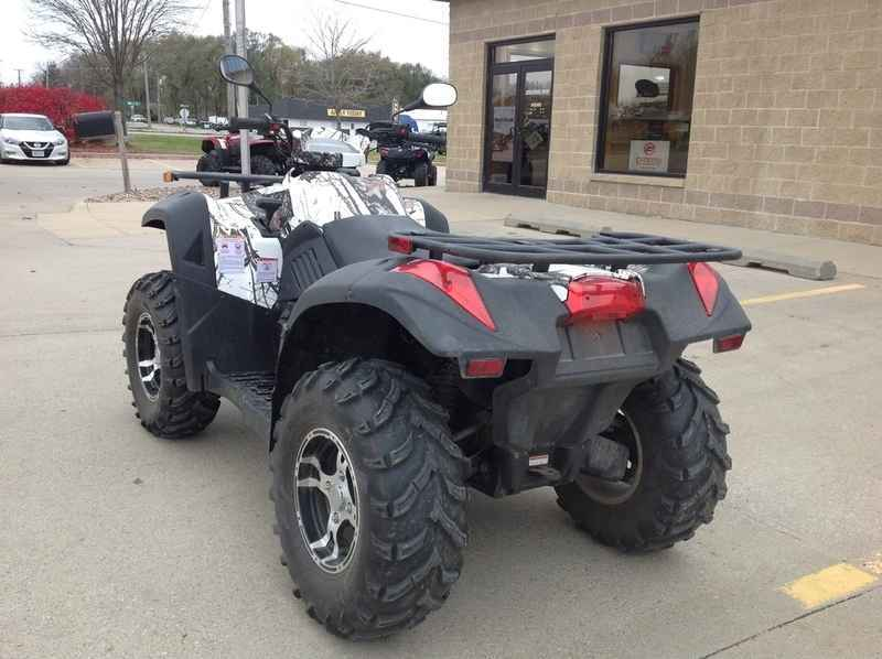 Used 2012 Cfmoto X5 LWB ATVs For Sale in Iowa on ATV Trades