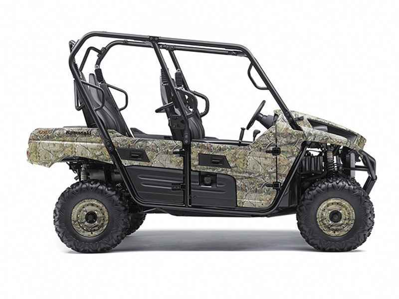 used 2012 kawasaki teryx4 750 4x4 eps camo atvs for sale in arizona on atv trades. Black Bedroom Furniture Sets. Home Design Ideas