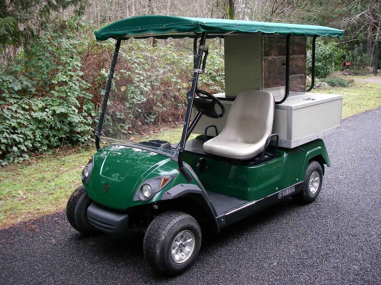Used 2012 Yamaha Beverage Golf Cart ATVs For Sale in Washington on  atvtrades com