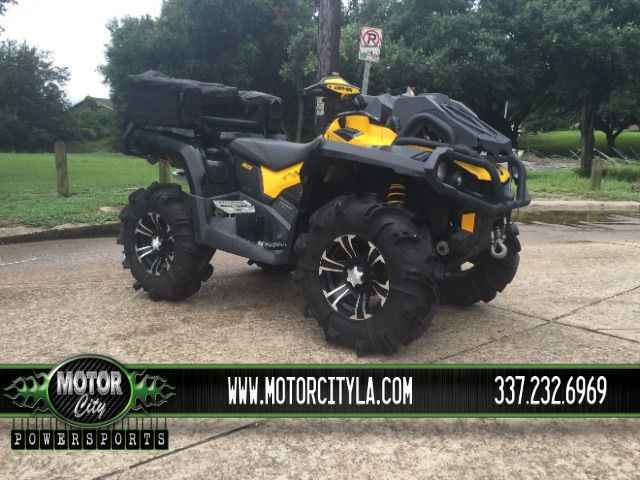 Used 2013 Can Am Outlander Outlander Atvs For Sale In Louisiana On Atv Trades