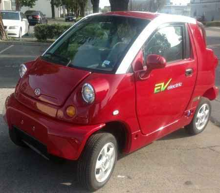 Used 2013 Ewheels LSV EV Low Speed Vehicle 2 Seater ...