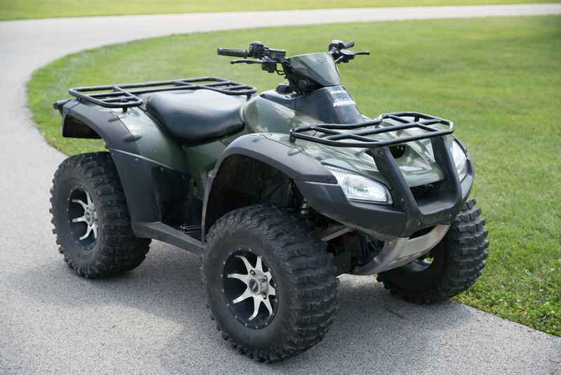 Used 2013 Honda FourTrax Rincon ATVs For Sale in Illinois on ATV Trades