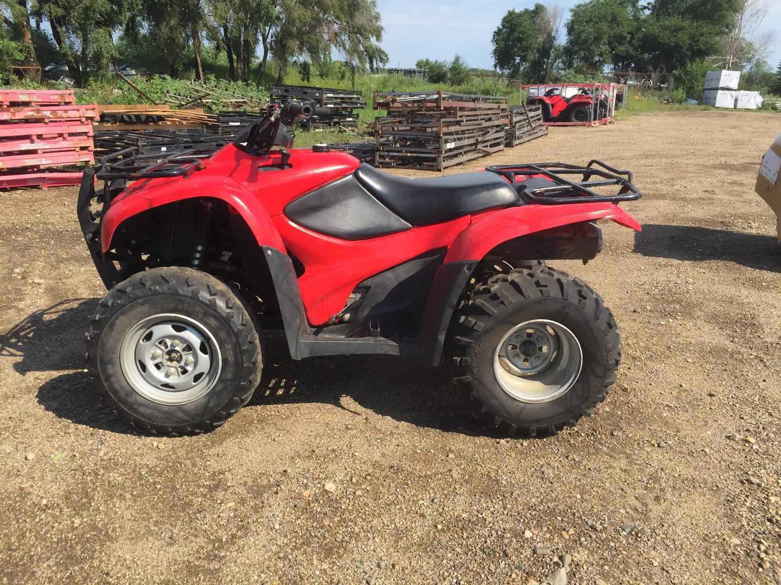 Used 2013 Honda Rancher 4x4 ATVs For Sale in South Dakota on ATV Trades