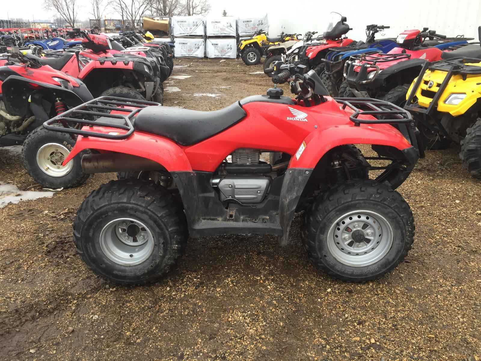 used 2013 honda recon 250 es atvs for sale in south dakota on atv trades. Black Bedroom Furniture Sets. Home Design Ideas
