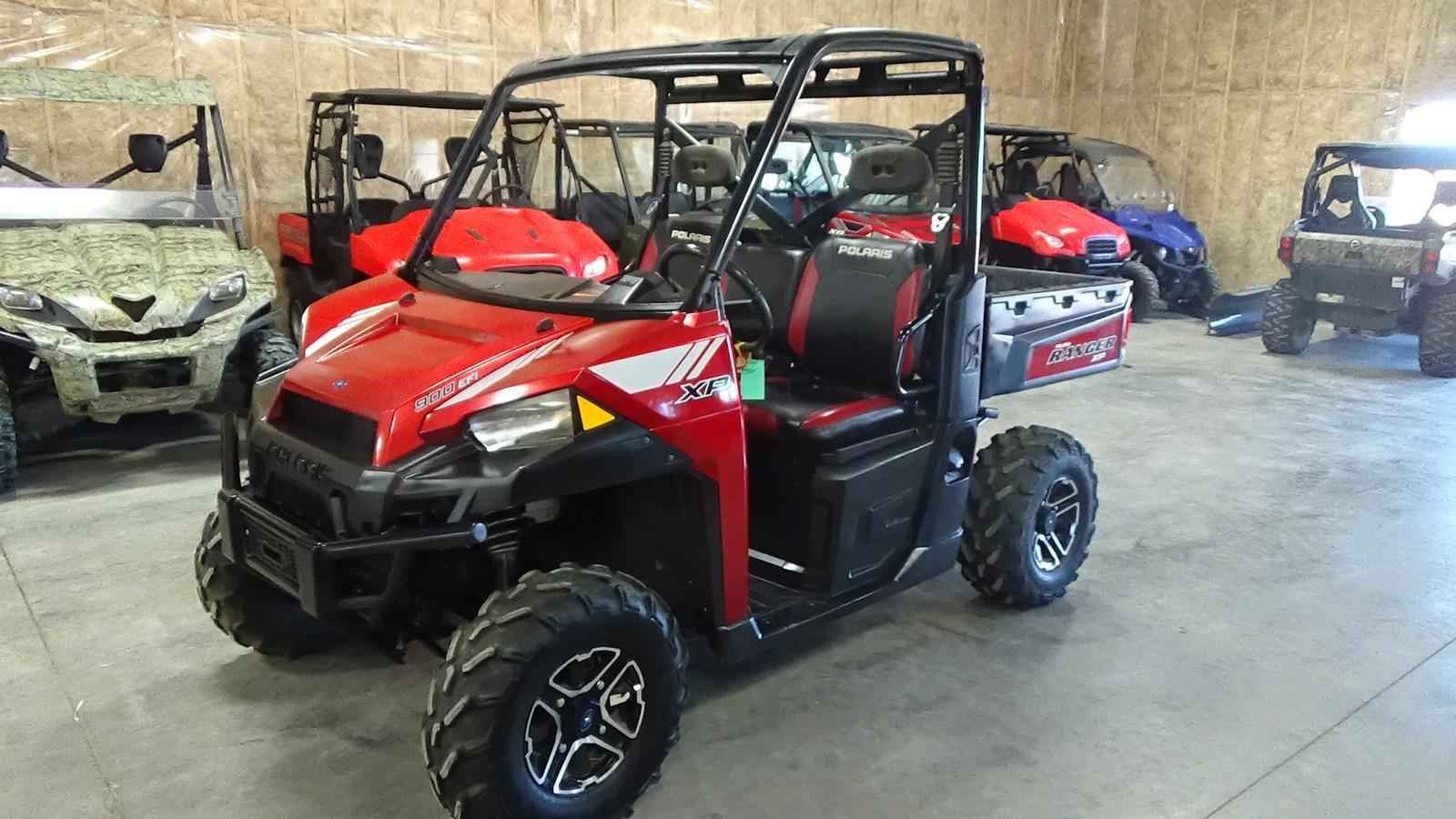 used 2013 polaris ranger 900 le eps atvs for sale in montana on atv trades. Black Bedroom Furniture Sets. Home Design Ideas