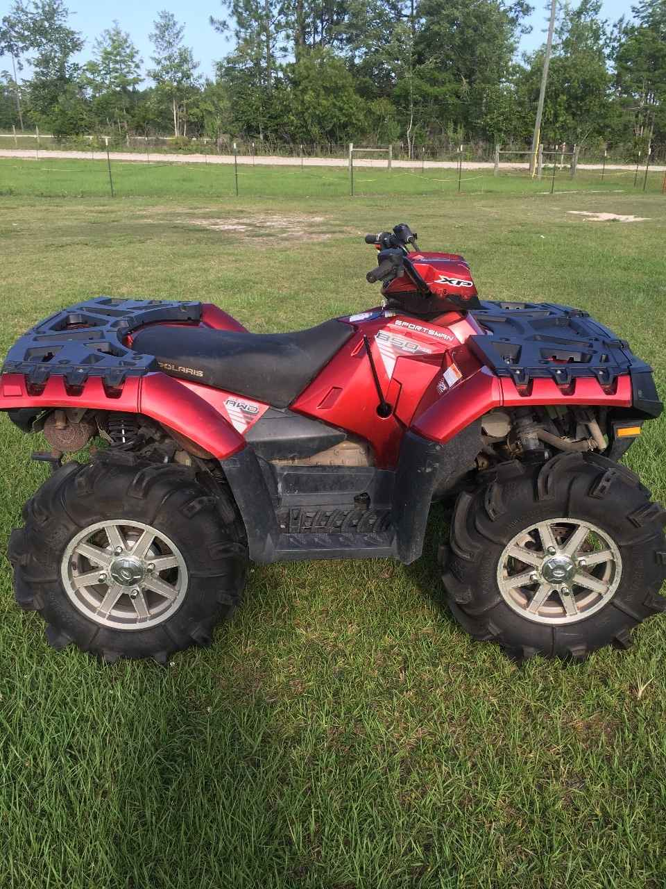 used 2013 polaris sportsman xp 850 h o eps atvs for sale in florida on atv trades. Black Bedroom Furniture Sets. Home Design Ideas