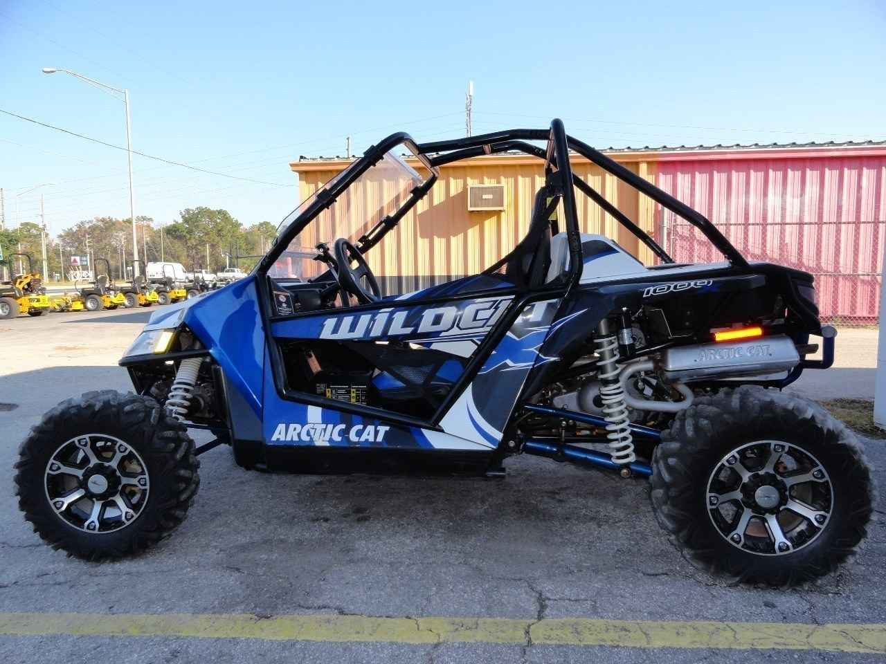 Used 2014 Arctic Cat WILDCAT X ATVs For Sale in Florida on ATV Trades