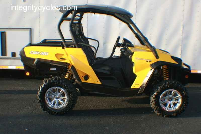 used 2014 can am commander xt 1000 atvs for sale in ohio on atv trades. Black Bedroom Furniture Sets. Home Design Ideas