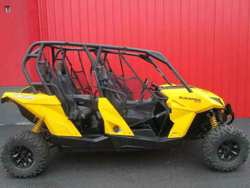 used 2014 can am maverick 1000r atvs for sale in ohio on atv trades. Black Bedroom Furniture Sets. Home Design Ideas