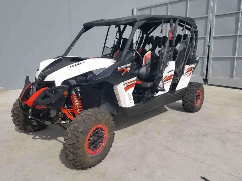 Can-Am Maverick 1000 Front Left CV Axle 2014 4X4 MAX STD XRS XRS-DPS ATV ga
