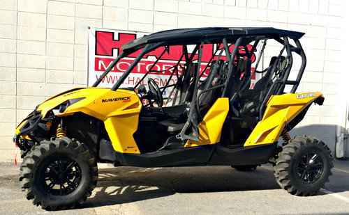 Used 2014 Can Am Maverick Max 1000r Atvs For Sale In Louisiana On Atv Trades