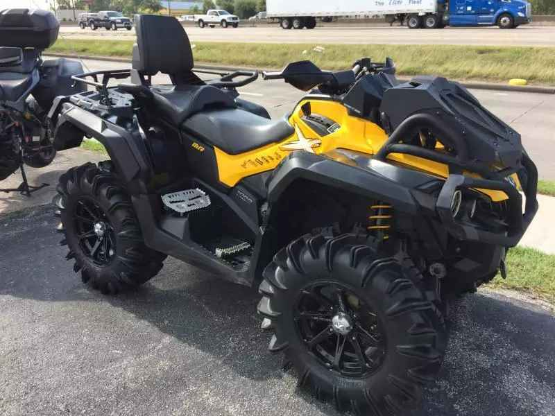 Used 2014 Can Am Outlander 1000 X Mr Atvs For Sale In Texas On Atv Trades