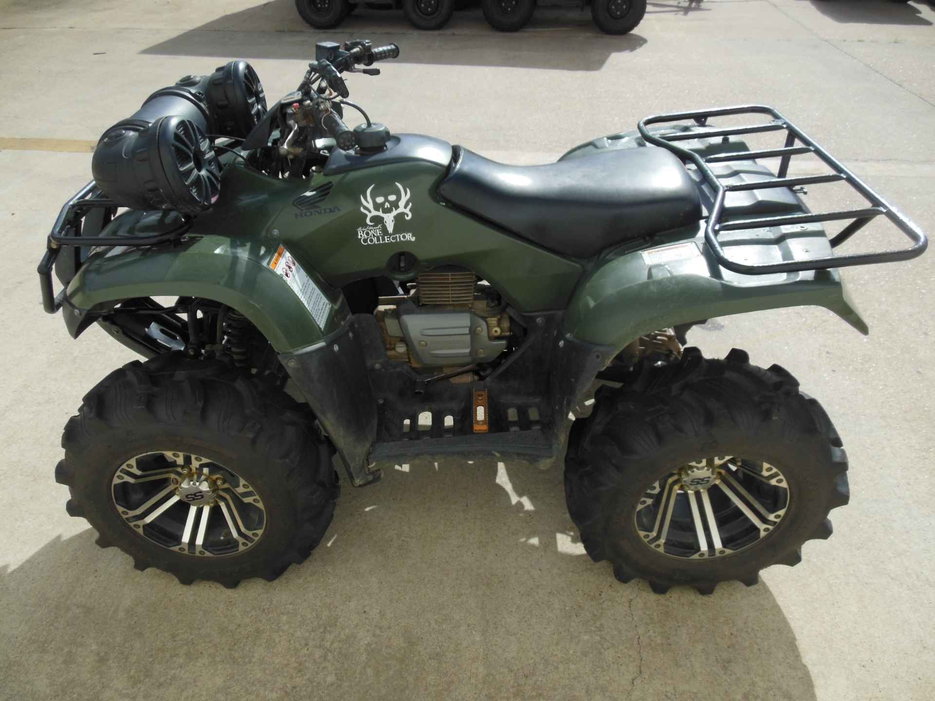 Used 2014 Honda Fourtraxa Recona Atvs For Sale In Mississippi On Atv Trades