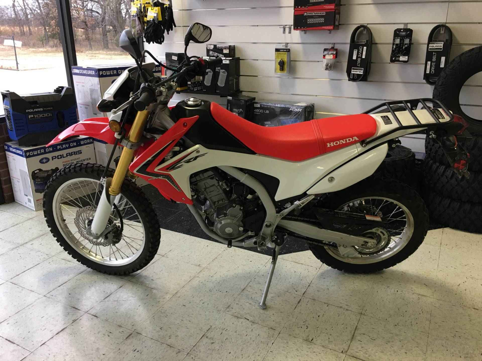 Used 2014 Honda ( Major Unit Manufacturer ) CRF 250 ATVs For Sale In  Oklahoma $3,499