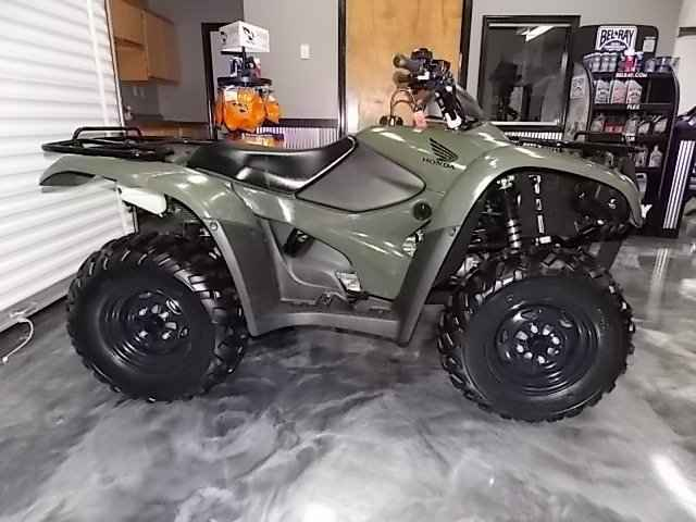 Used 2014 Honda Rancher 420 At 4x4 Atvs For Sale In Indiana On Atv Trades