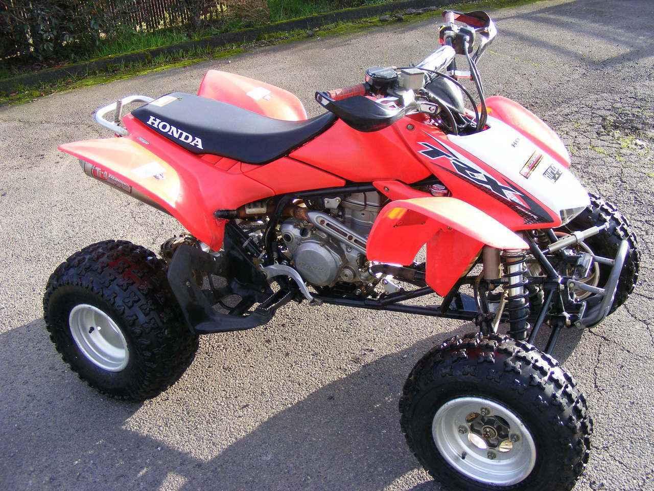 Used 2014 Honda TRX 450R ATVs For Sale in Oregon on atvtrades com