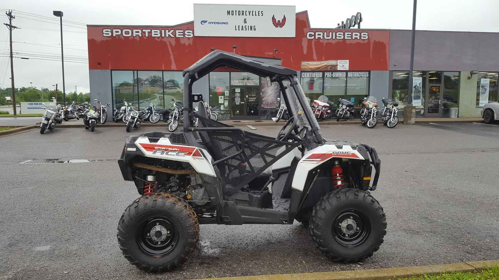 Used 2014 Polaris ACE 325 ATVs For Sale in Tennessee on ...