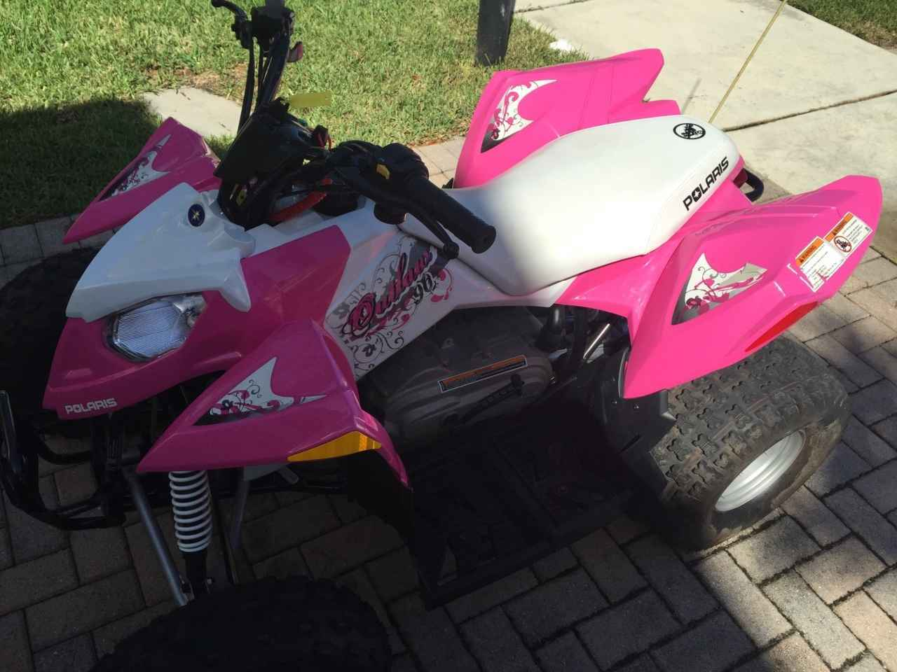 Used 2014 Polaris OUTLAW 90 ATVs For Sale in Florida on atvtrades com