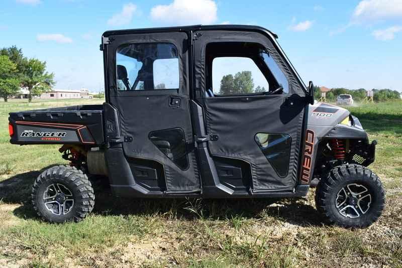 Used 2014 Polaris Ranger XP 900 EPS Titanium Matte Metalli ...