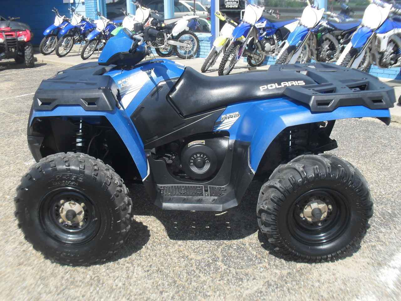 Used 2014 Polaris SPORTSMAN 400 H.O. ATVs For Sale in Texas on ATV ...