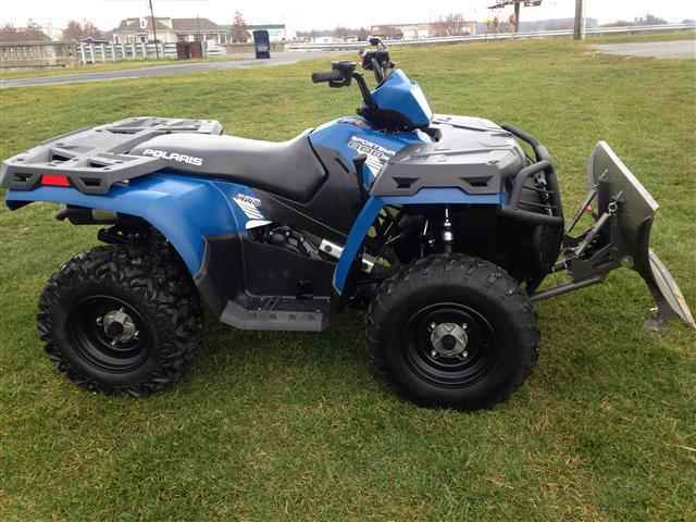 Used 2014 Polaris Sportsman 800 EFI 4x4 with snow plow ...