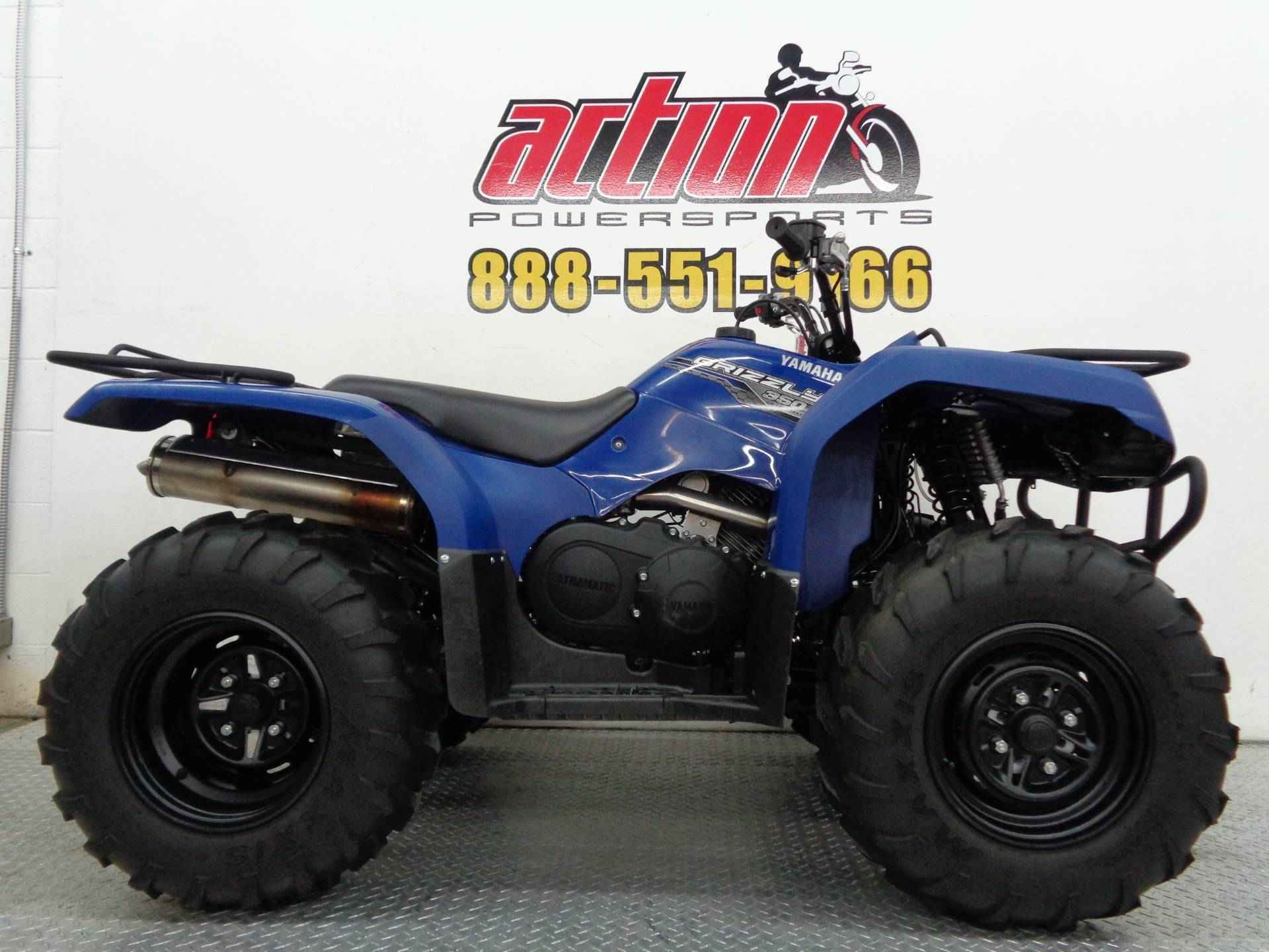 Used 2014 Yamaha Grizzly 350 2WD ATVs For Sale in Oklahoma on ATV Trades