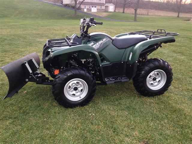 Used 2014 yamaha grizzly 550 eps 4x4 atvs for sale in for Yamaha atv for sale used