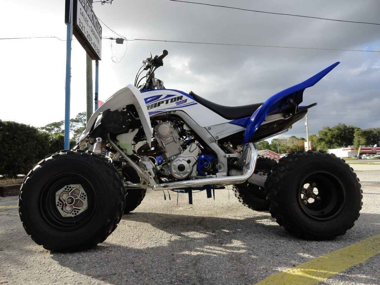 Used 2014 Yamaha RAPTOR 700R ATVs For Sale in Florida on ATV Trades