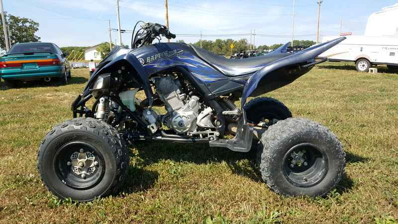 Yamaha Raptor 700 For Sale >> Used 2014 Yamaha Raptor 700 R SE ATVs For Sale in Missouri ...