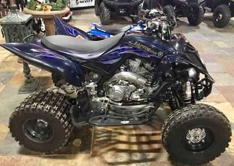 Used 2014 Yamaha Raptor 700r Se Atvs For Sale In Michigan