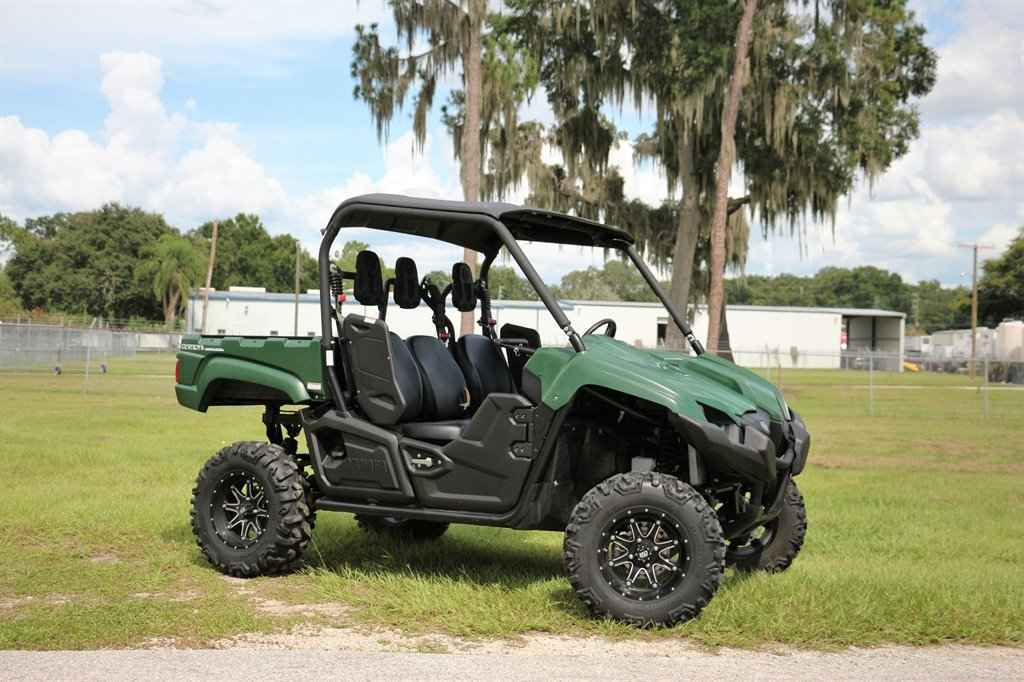 Used 2014 Yamaha Viking 700 Eps Atvs For Sale In Florida On Atv Trades