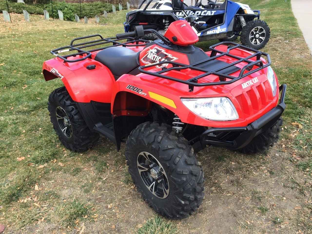 Used 2015 Arctic Cat 1000 H2 Efi Xt Eps Atvs For Sale In Colorado On