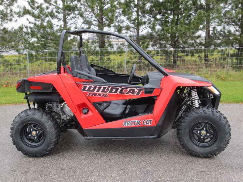 Used 2015 Arctic Cat Wildcat Trail ATVs For Sale in Ohio ...