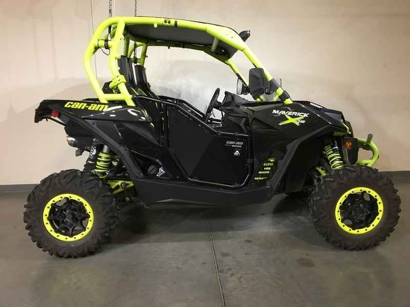 used 2015 can am maverick x ds 1000r turbo carbon black atvs for sale in arizona on atv trades. Black Bedroom Furniture Sets. Home Design Ideas