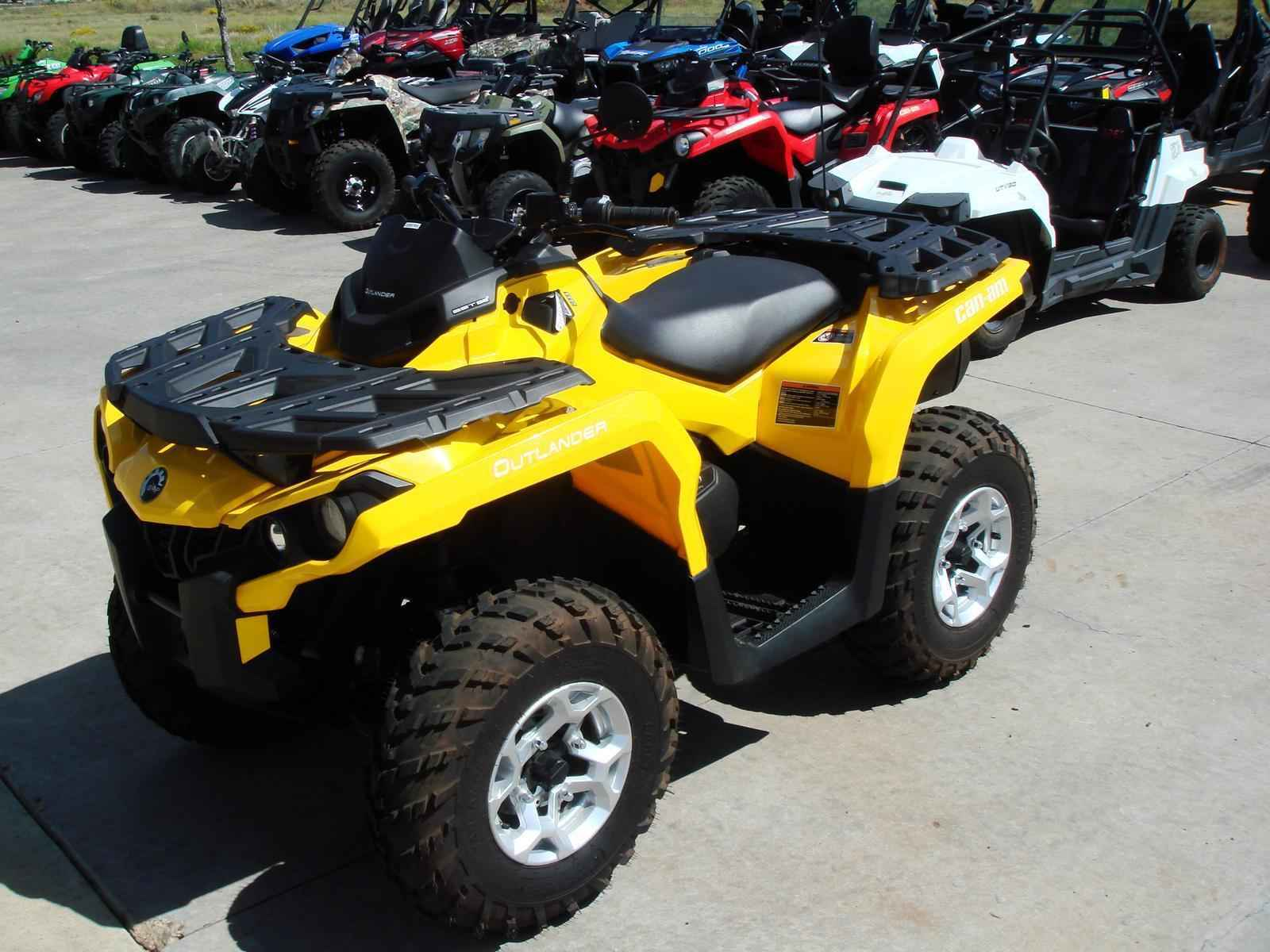 Used 2015 Can Am Outlander 500 Dps Atvs For Sale In Arizona On Atv Trades