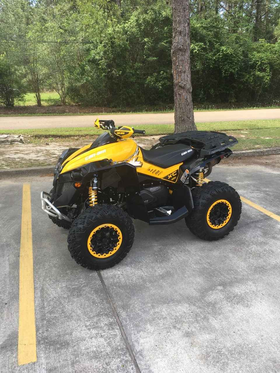 Used 2015 Can Am Renegade X Xc 800r Atvs For Sale In Louisiana On Atv Trades