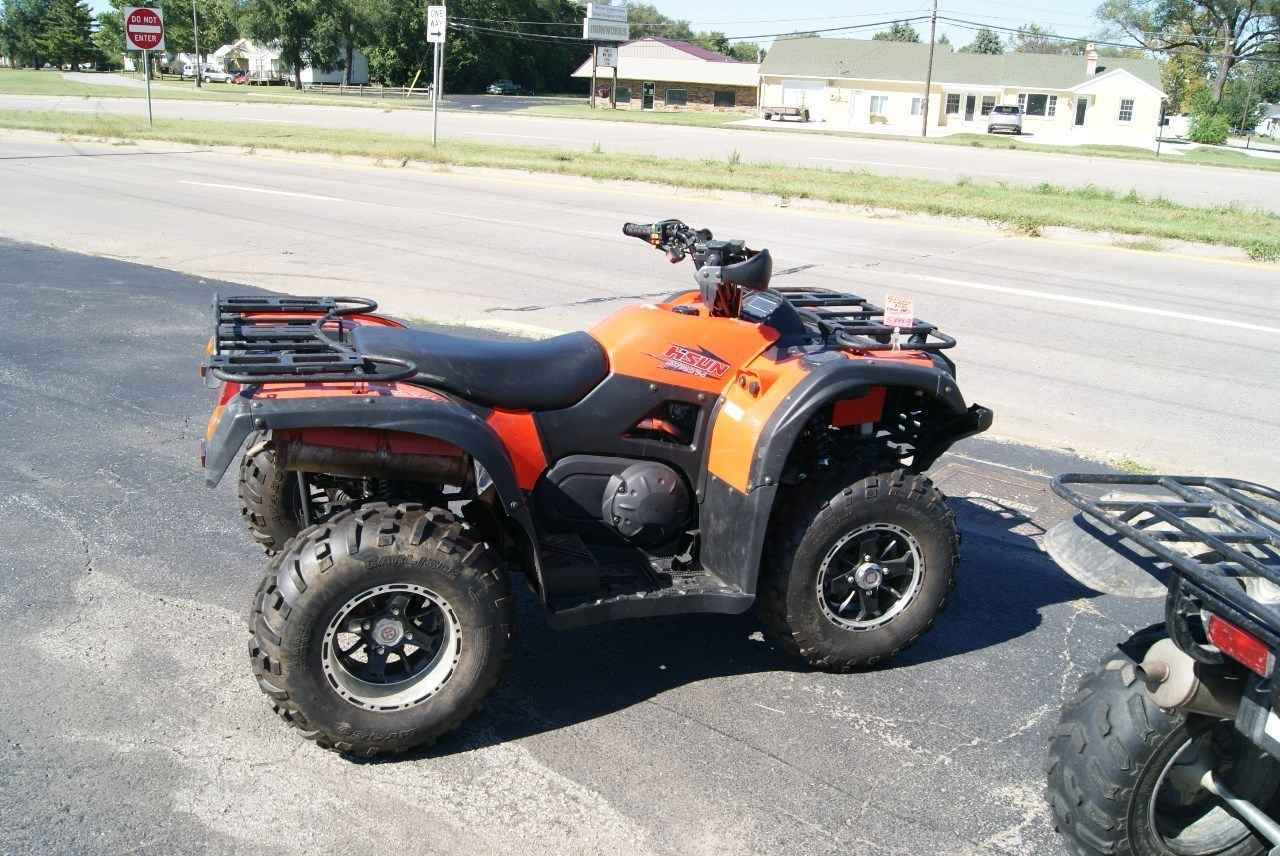 used 2015 hisun forge 700 atvs for sale in illinois on atv trades. Black Bedroom Furniture Sets. Home Design Ideas
