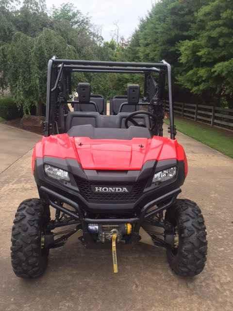 Used 2015 Honda Pioneer 700 4 Atvs For Sale In Arkansas On Atv Trades