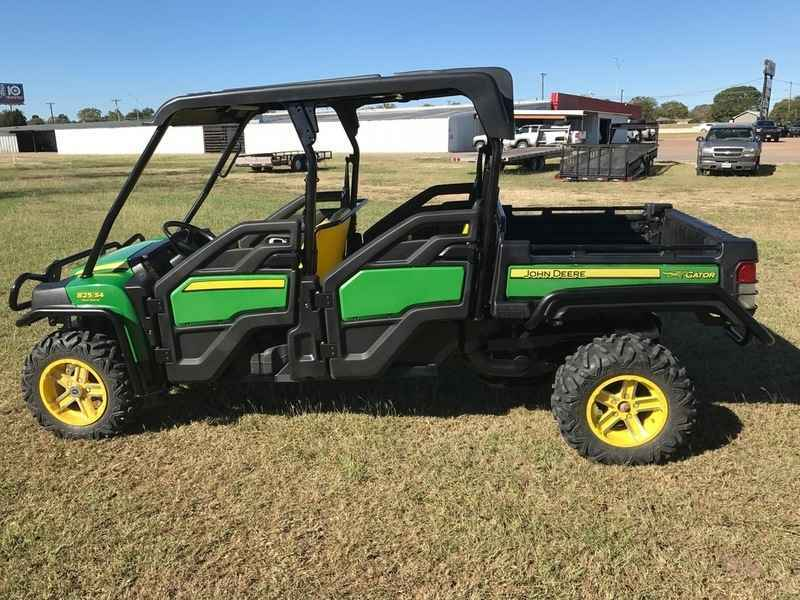 Used 2015 John Deere XUV 825i S4 ATVs For Sale in Texas on ...