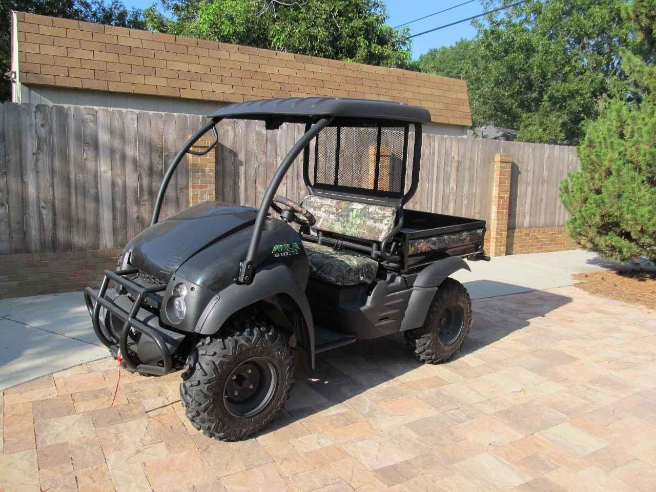 Used 2015 Kawasaki Mule 610 4x4 Xc Atvs For Sale In Texas