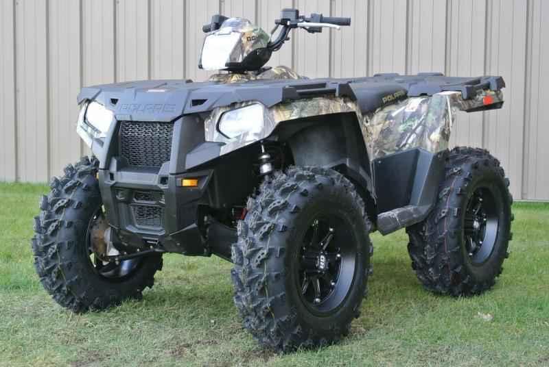 Used 2015 Polaris Sportsman 570 ATVs For Sale in Michigan on ATV Trades