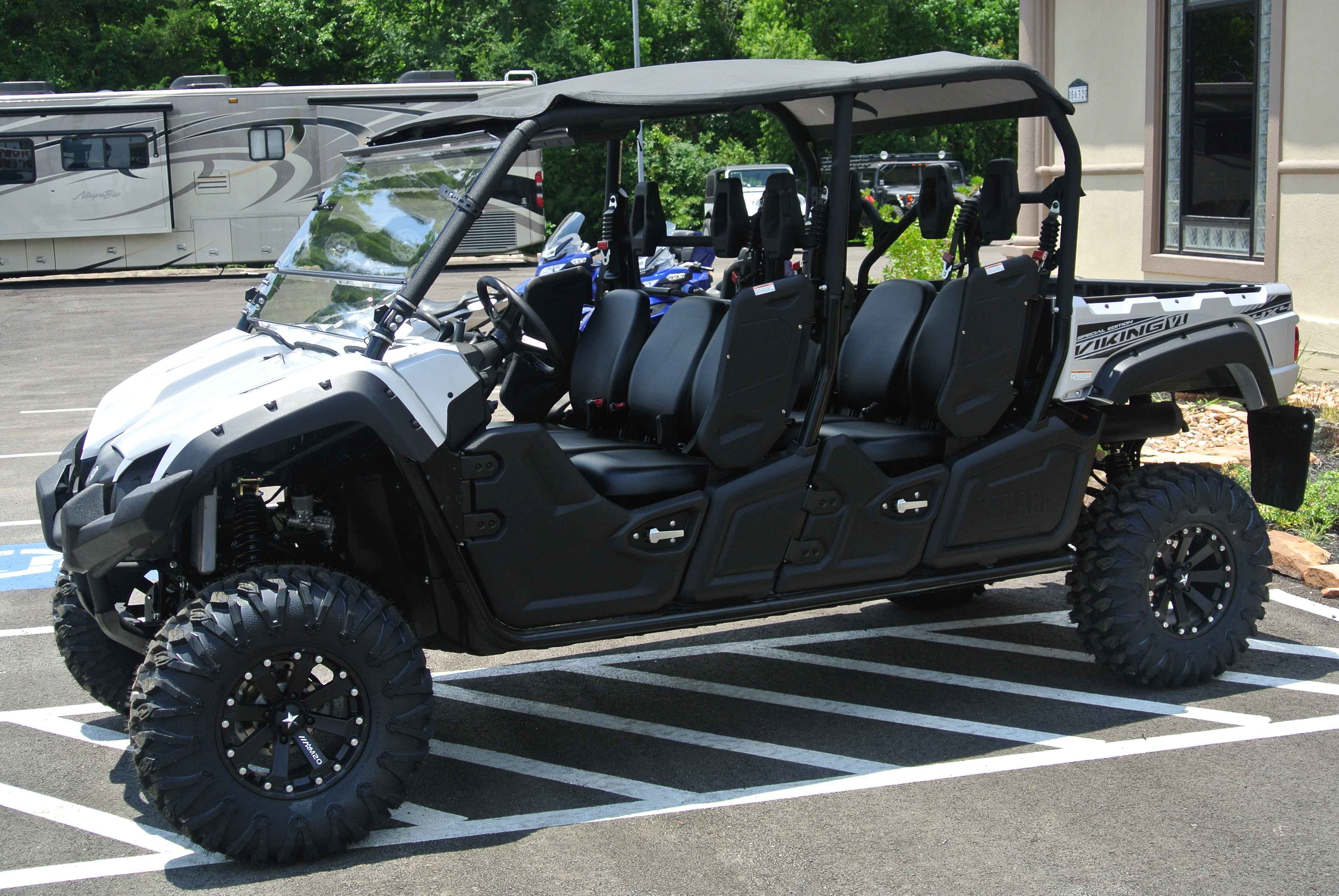 Four Wheelers For Sale Honda >> Used 2015 Yamaha Viking VI EPS SE ATVs For Sale in Texas ...