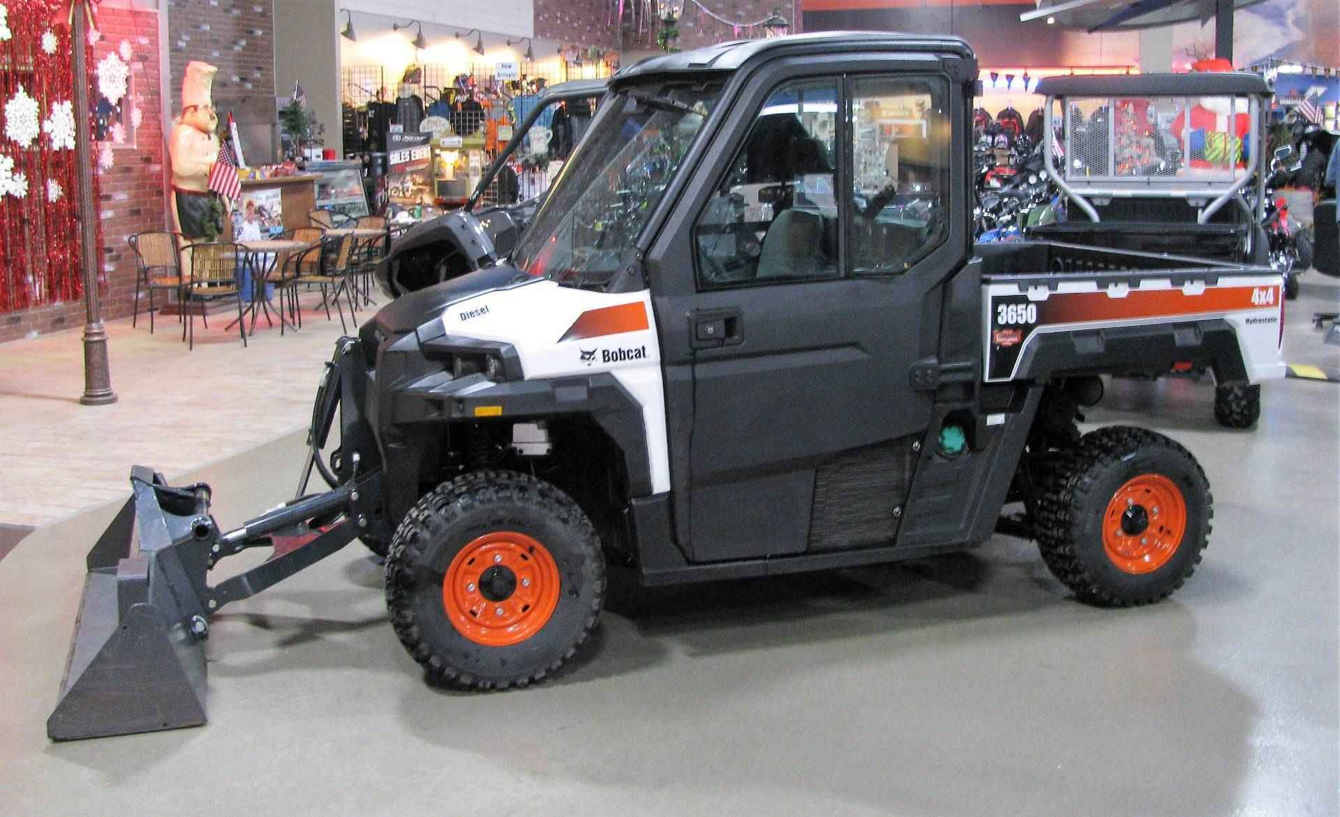 Used 2016 Bobcat 3650 4 X 4 Atvs For Sale In Michigan On