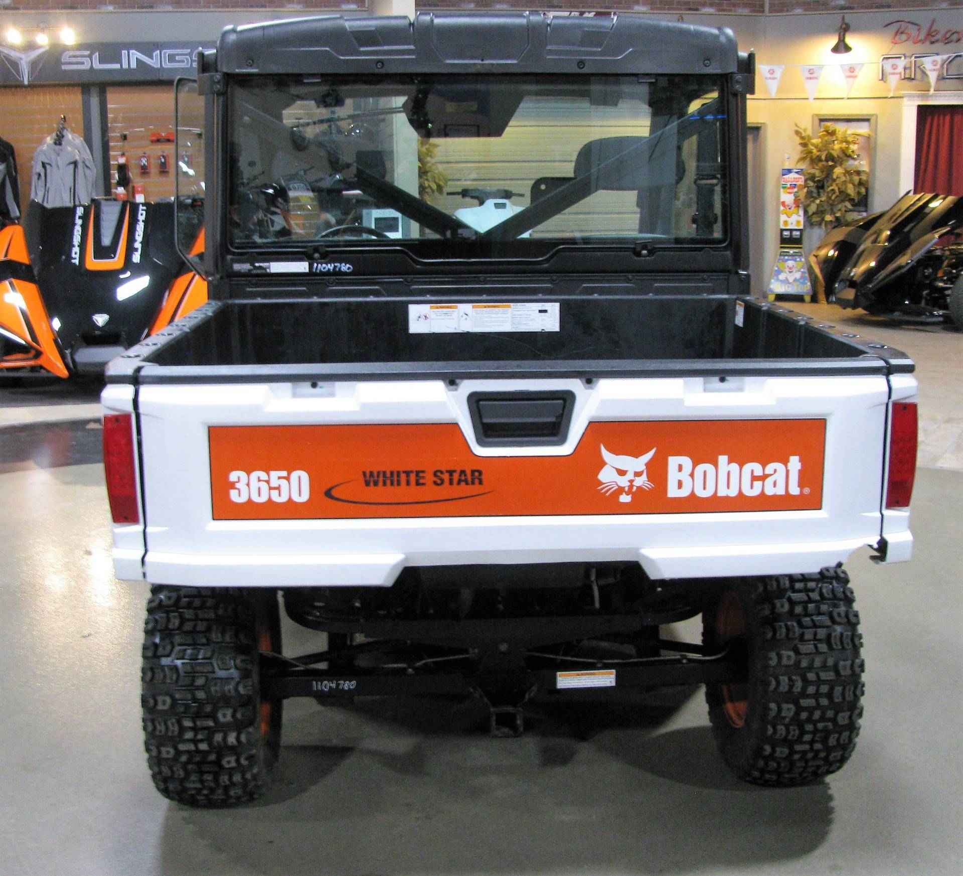 Used 2016 Bobcat 3650 4 x 4 ATVs For Sale in Michigan on atvtrades com