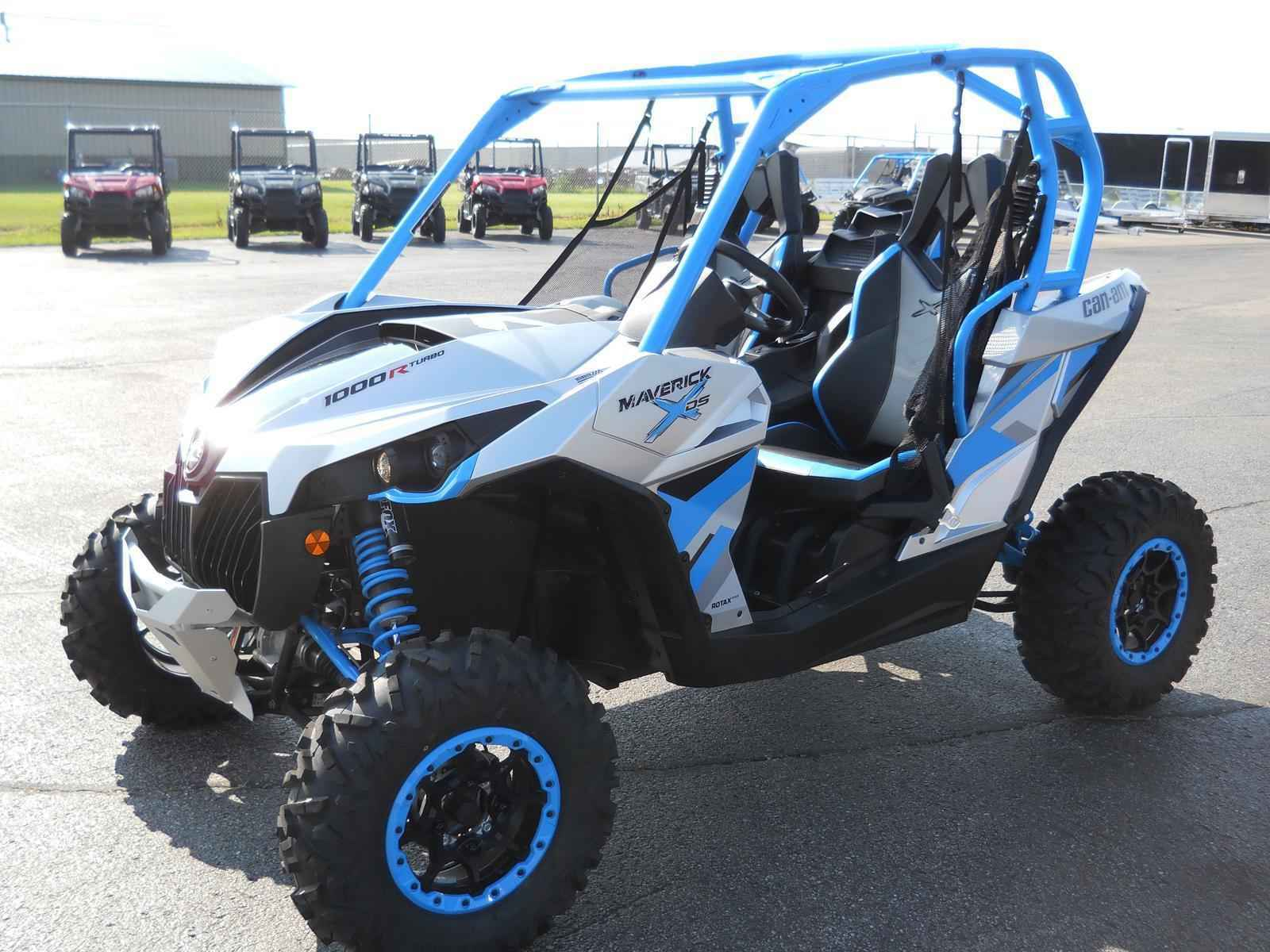 Used 2016 Can Am MAVERICK XDS TURBO ATVs For Sale in